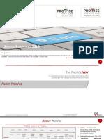 ProVise Company Portfolio- 2018