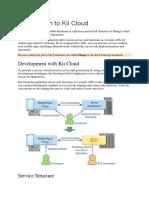 Introduction to Kii Cloud