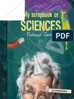 My Scrapbook of Science by Professor Genius