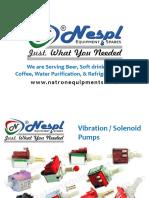 Natron Equipment & Spares Pvt Ltd