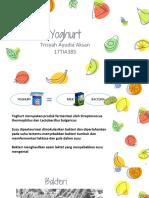 What's on Yoghurt