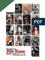 Indice Cuadernos Efe Eme