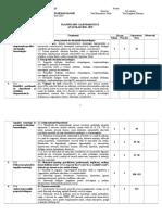 M31 Planificare Hematologie Si Nursing in Hematologie