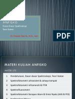 ANFISKO 01 Dasar Spektroskopi & Teori Ikatan.pdf