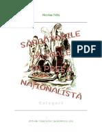 Nicolae Niță - SĂRBĂTORILE PASCALE ÎN PRESA NAȚIONALISTĂ