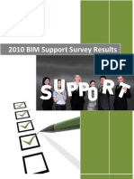 BIM Support Survey Report