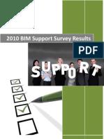 BIM Support Survey Report