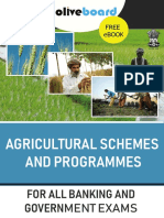 Agricultural Schemes and Programmes