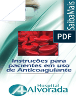 Anticoagulant e