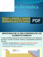 Periodicidad Quimica 2018-1