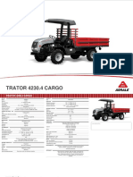 Tratores 4000 Trator Agrale 42304 Cargo 1