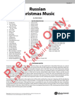 Reed - Russian Christmas Music Grade