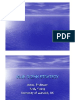 Blue Ocean Strategy-Andrew Young