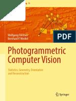 1forstner w Wrobel b p Photogrammetric Computer Vision Statis