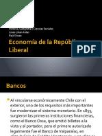 Economía de la República Liberal