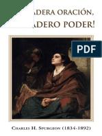 !VERDADERA ORACION, VERDADERO PODER! - Charles H. Spurgeon.pdf