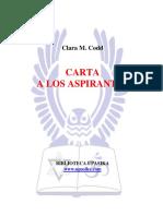 Codd Clara - Carta a los Aspirantes.pdf