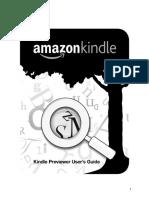 Guia Usuario Kindle