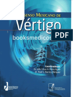 1° Consenso Mexicano de Vértigo