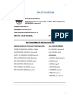 BOLETIN OFICIAL N° 80 - JULIO 2018..-