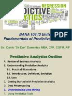 Understanding Data Mining