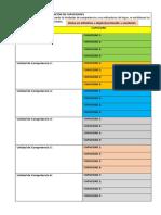 Formato Paso (2) Definición de Capacidades