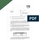 Dosis Significativa ISP Ordinario-782 Junio-2009