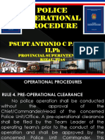 POlice Operational Procedure.ppt