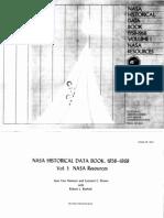 Nasa Historical Data Book v1