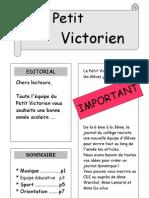 Le Petit Victorien - Affiche Recrutement
