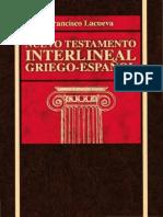 NT greco-español interlineal