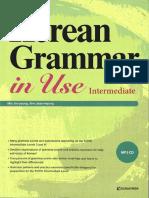 Korean Grammar in Use Intermediate