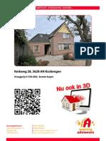 Brochure Kerkweg 28 Te Kockengen