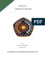 makalah pendidikan karakter arum.docx