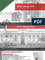 ARQ REPUBLICANA - Palacio Legislativo