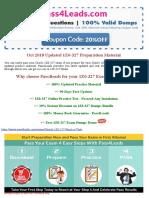 1Z0-327 Exam Preparation Material - 2018 Updated 1Z0-327 Dumps PDF