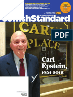 Jewish Standard, September 28, 2018