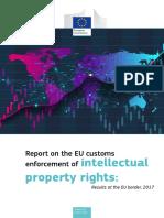 Report on EU Customs Enforcement 2017