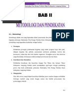 4. Bab II Metodologi & Pendekatan