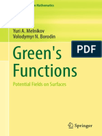 (Developments in Mathematics 48) Yuri a. Melnikov, Volodymyr N. Borodin (Auth.)-Green's Functions_ Potential Fields on Surfaces-Springer International Publishing (2017)