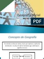Geografia Social