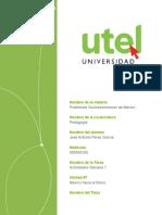 Tarea Semana 7 Problemas Socioeconomicos de México