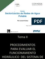 Tema II. Evaluación del funcionamiento hidraulico del sistema.pdf