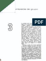Cartwright, D., y Zander, A. (1974.) Cap. 3. Grupos y Membrecía de Grupo Introducción. en Dinámica de Grupos Investigación y Teoría. Editorial Trillas, Mé