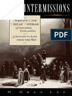 First Intermissions - Twenty-One Great Opera