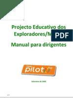 Projecto Educativo dos Exploradores Moços
