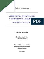 Actitudes Intencionales y Competencia Lingüística_TFL Venturelli