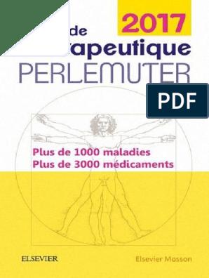 Guide De Thérapeutique Perlemuter 2017 (Livre Complet).pdf ...