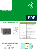 Apresentação VAMP221 Configuração