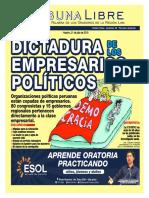Revista Tribuna Libre Nro 01
